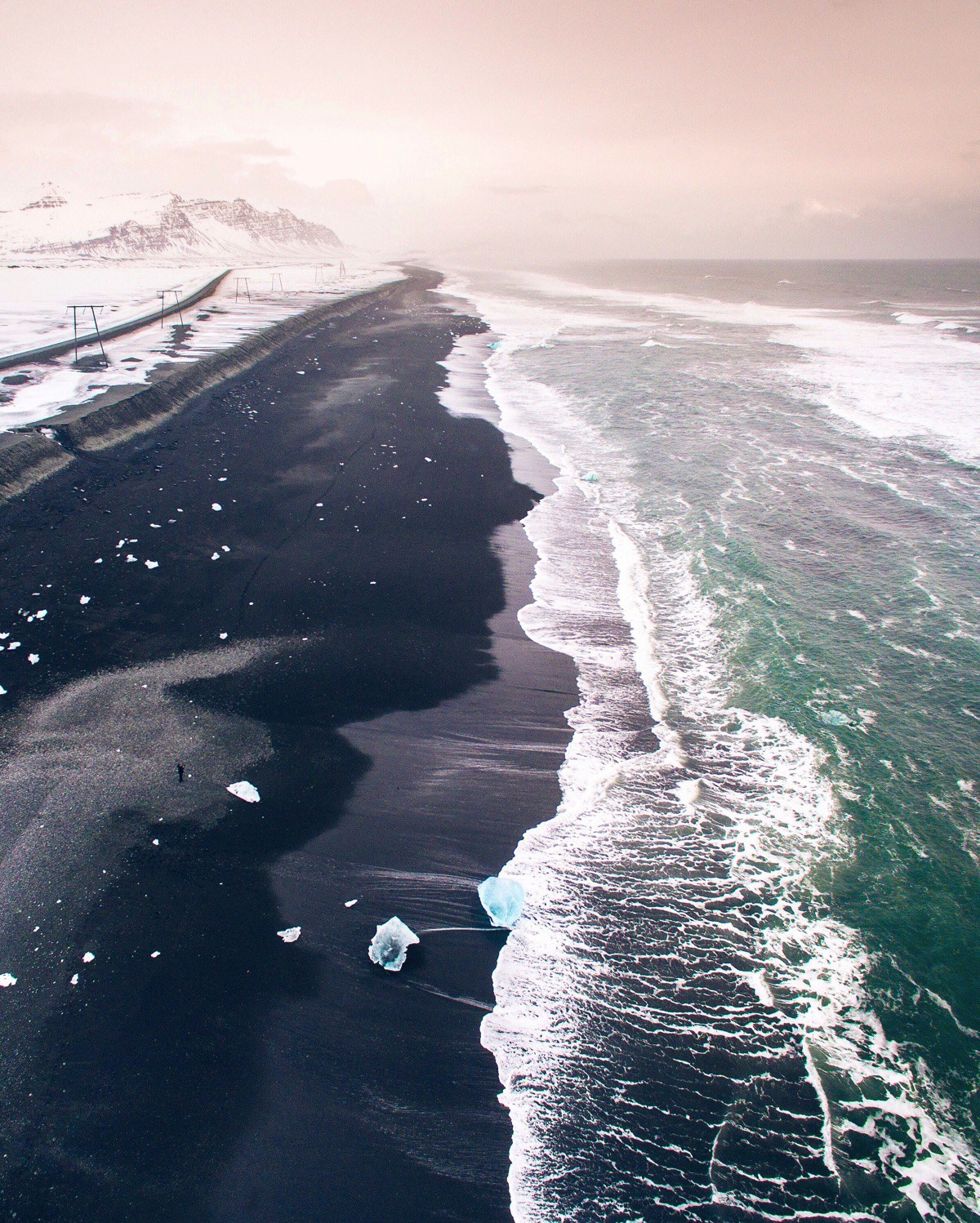 Remarkable Drone Photography By Dirk Dallas
