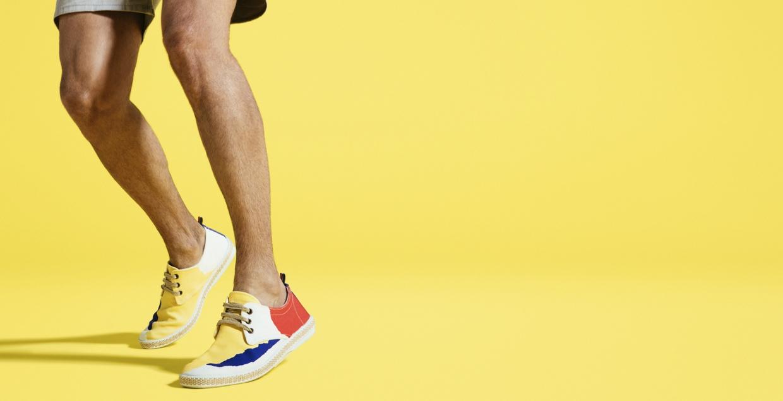 Spanish Brand Walking Shoes