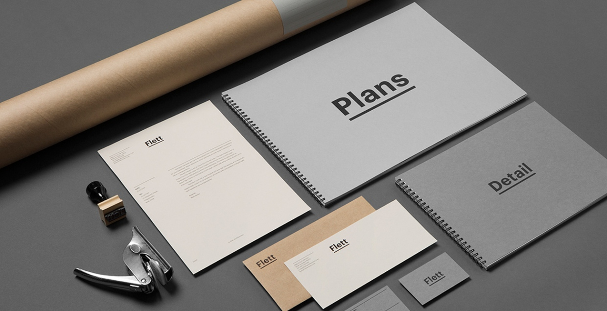 flett architecture sydney corporate design identity brand branding modern simple beauty beautiful nice cool best new architect by athlete mindsparkle mag 1
