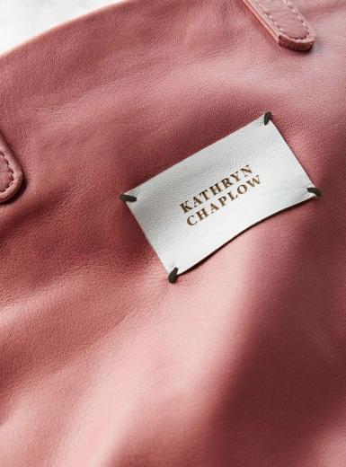 Kathryn Chaplow Branding design fashion bags mindsparkle mag designblog