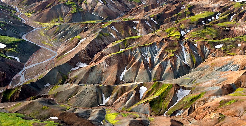 Aerial Iceland photography - Mindsparkle Mag