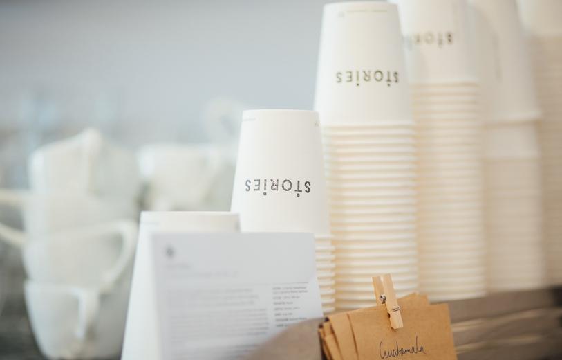 sories coffee shop branding interior design leeds england minimal mindsparkle mag designblog