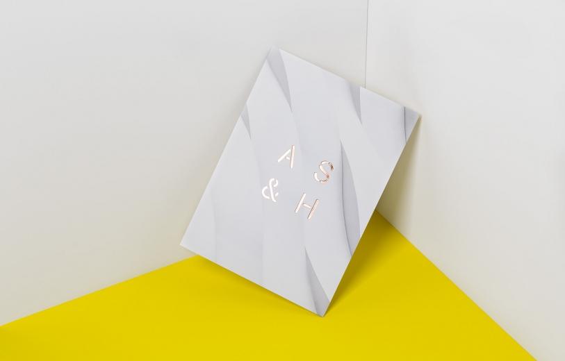 Architects Soini & Horto branding yellow helsinki logo logotype mindsparkle mag