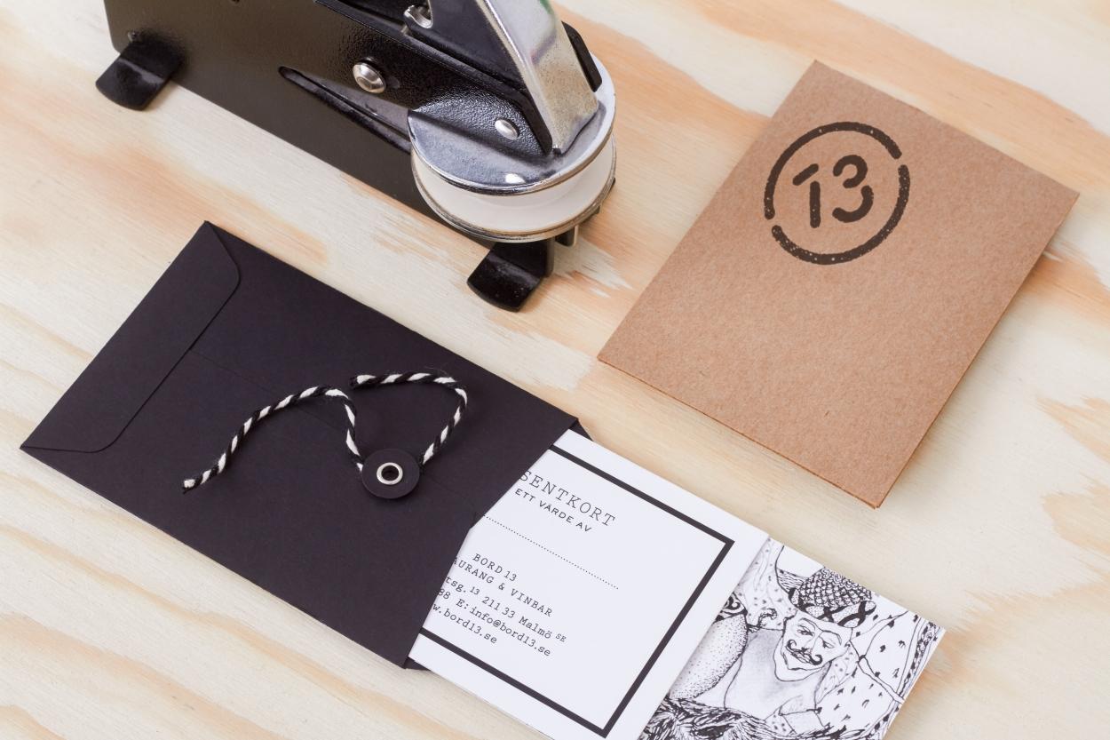Bord 13 corporate Design Mindsparkle Mag