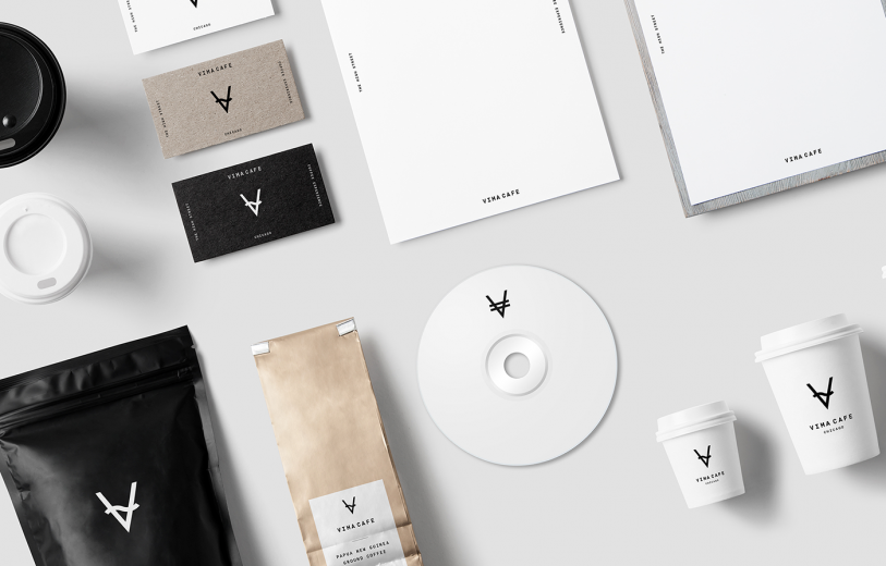 Vima cafe branding logo corporate design london uk england mindsparkle mag 1
