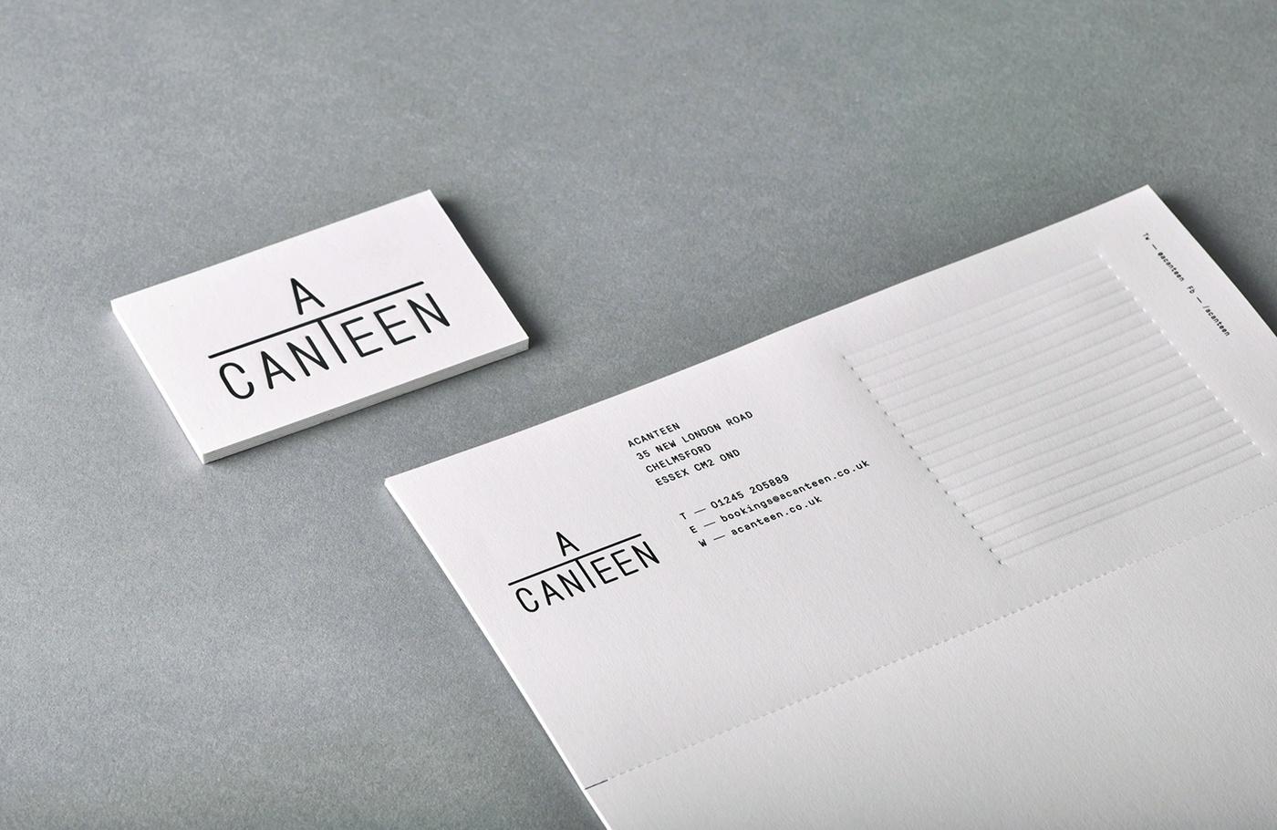 Acanteen branding interior design Mindsparkle Mag