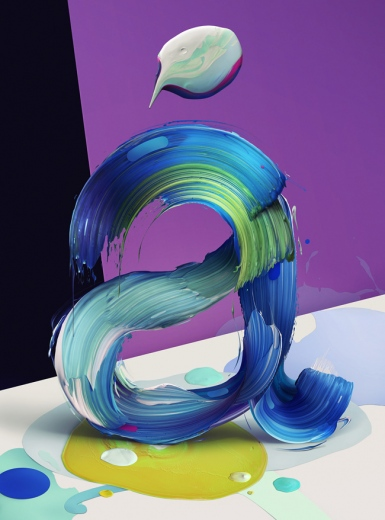 Atypical art typography pawel nolbert design mindsparkle mag