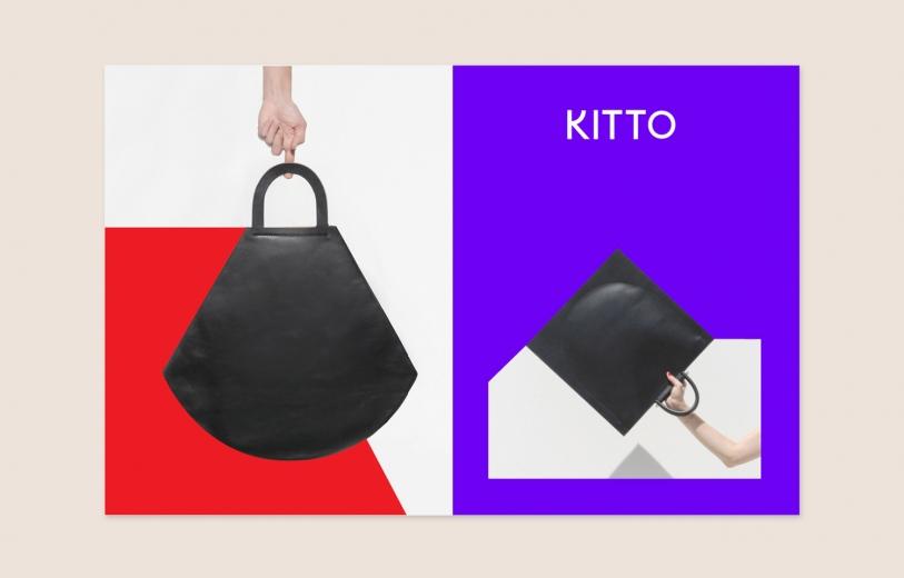 Kitto by Katie Minchak branding design mindsparkle mag