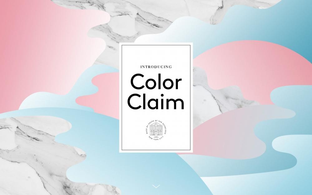 Tobias Van schneider color claim
