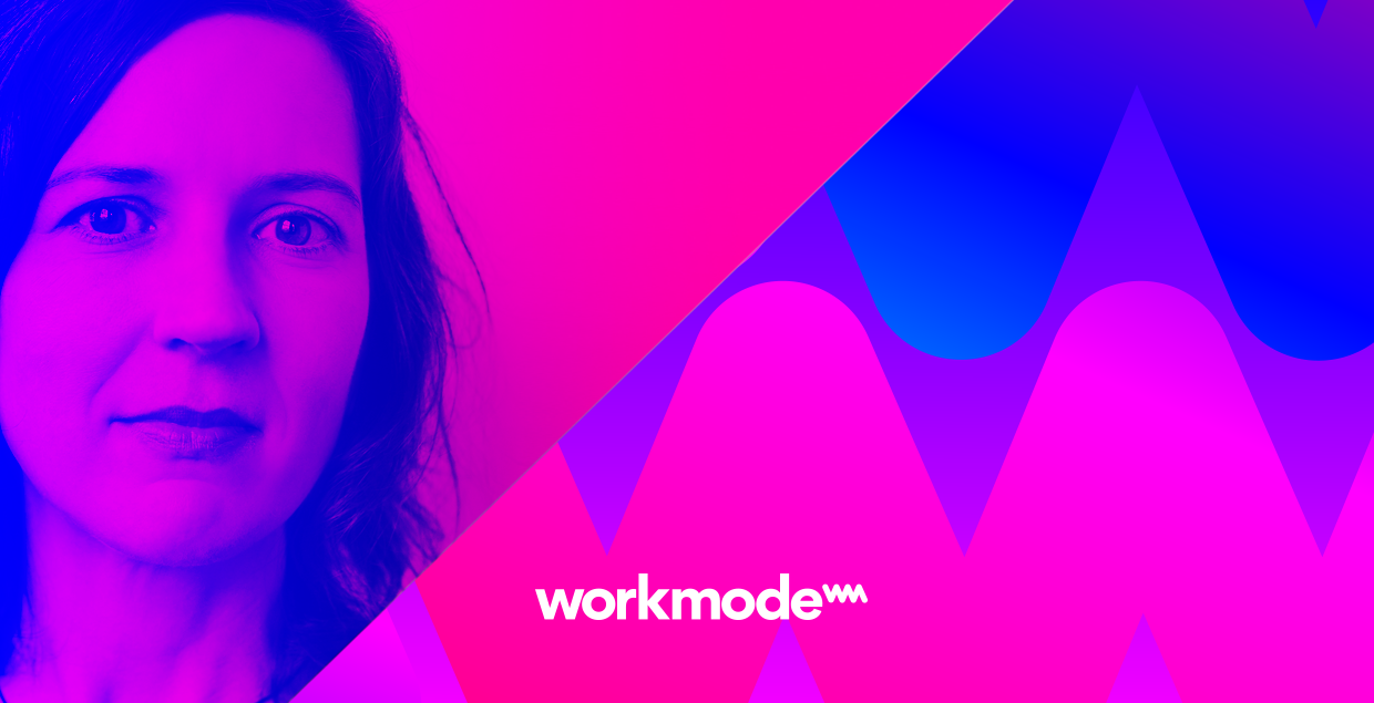 Workmode podcast with Keira Alexandra