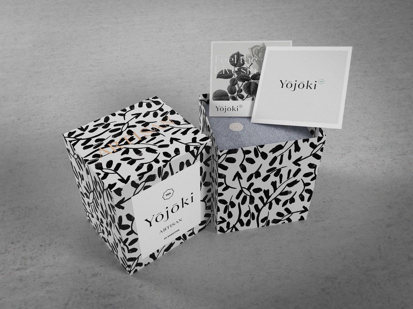 Yojoki Tea Packaging Mindsparkle Mag