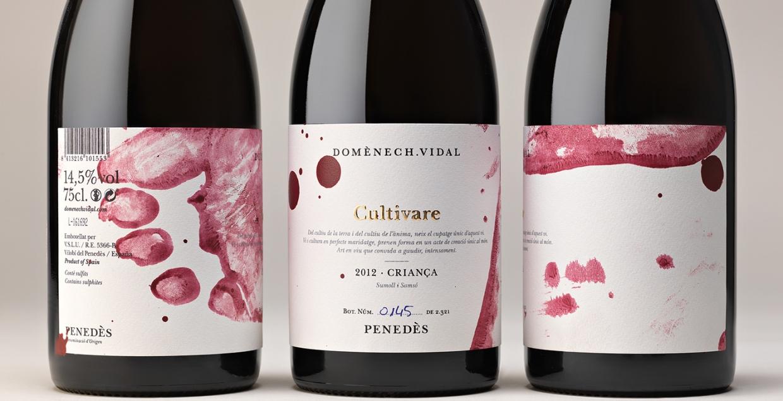 cultivare wine packaging handmade dancing dance beautiful package finger print by Ladyssenyadora graphic designer mindsparkle mag 3