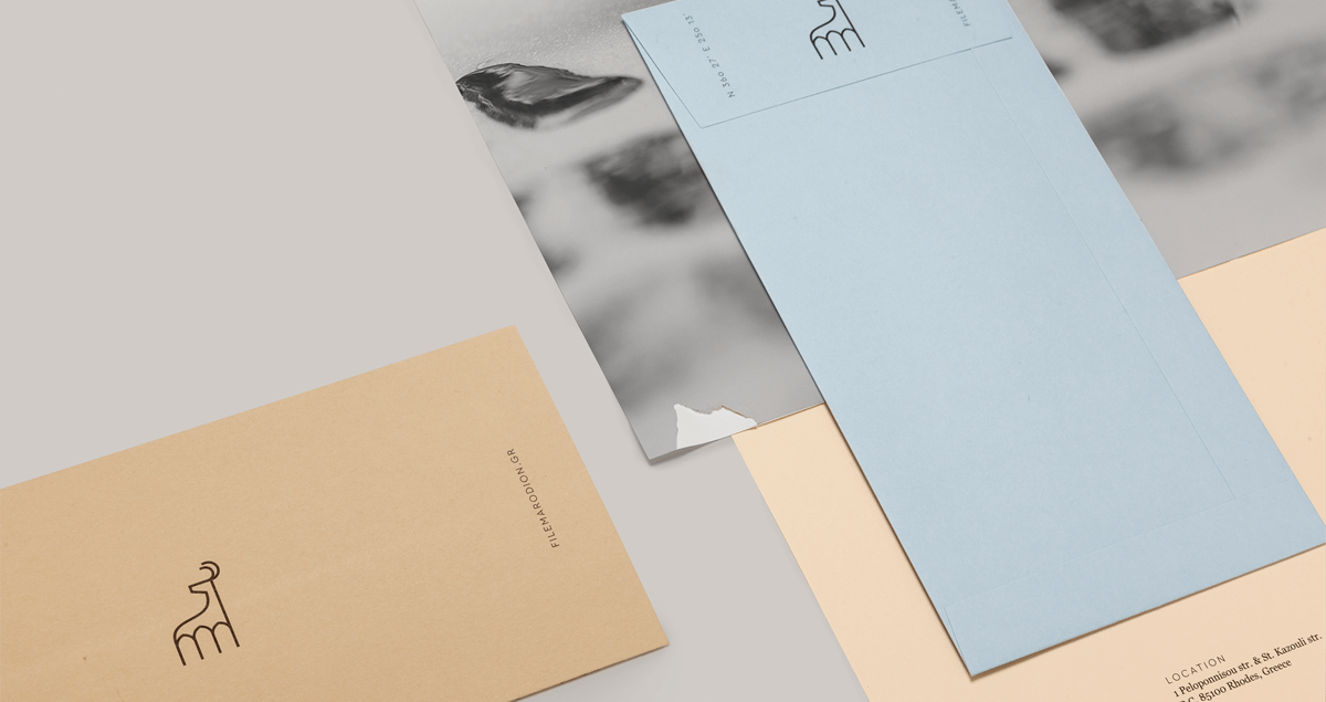 luminous design group branding corporate design stationery by filema mindsparkle mag