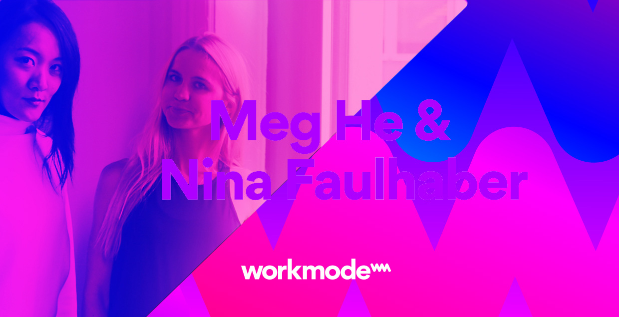 Meg He and Nina Faulhaber are co-founders of ADAY, a lifestyle brand creating fashionable technical clothing for busy ladies. They discuss their daily routines, and how simplifying your morning routine can create the headspace and time for more meaningful work.