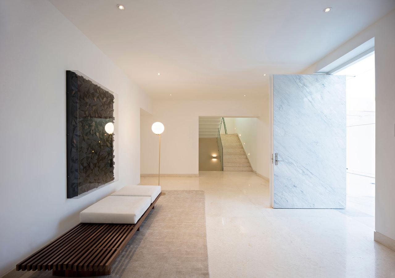 Domus Aurea Modern Mexican Residence Mindsparkle Mag