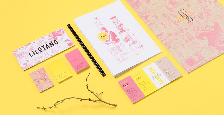Lilotang branding corporate design swell design group minimal mindsparkle mag