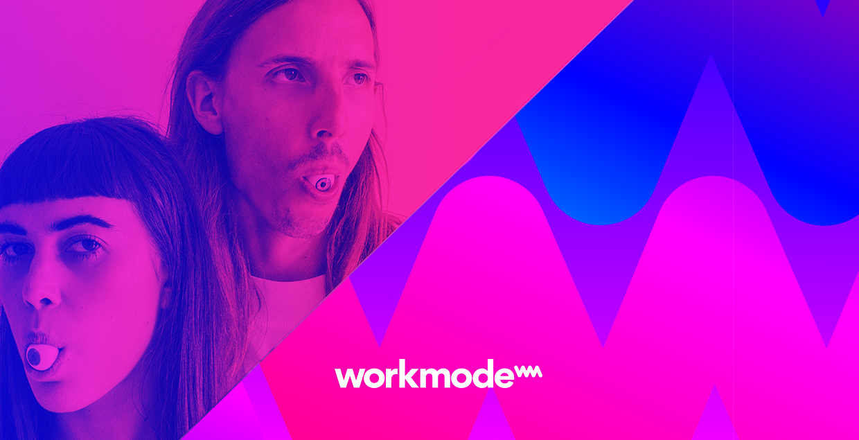New workmode podcast with Leta Sobierajski & Wade Jeffree