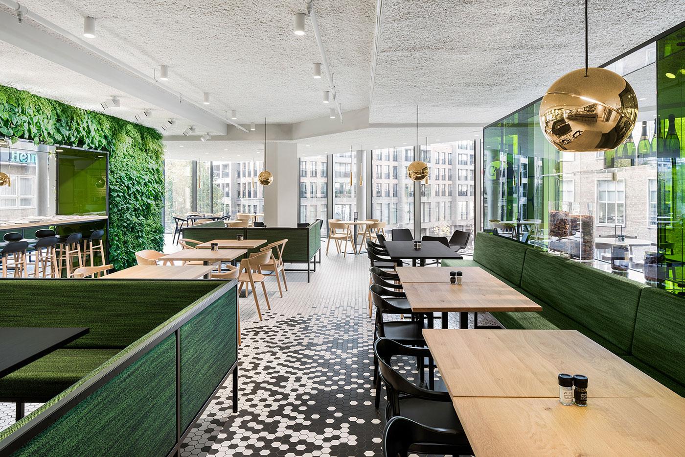De bijenkorf design restaurant mindsparkle mag for Interieur utrecht