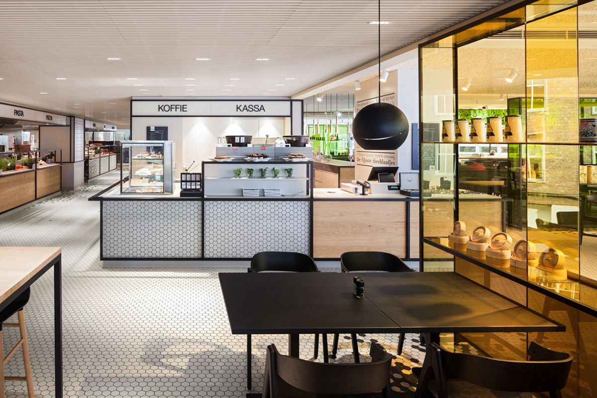 De bijenkorf design restaurant mindsparkle mag for Dep design interieur