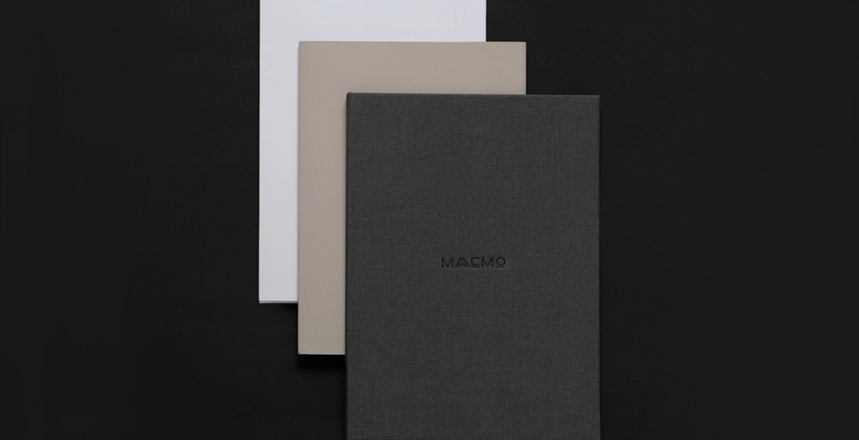 Maaemo Branding Corporate Identity Visual communication stationary by Bielke&Yang Oslo Norway Mindsparkle Mag