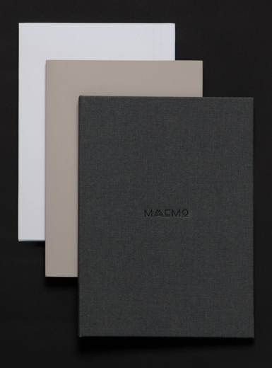 Maaemo Branding Corporate Identity Visual communication stationary by Bielke&Yang Oslo Norway Mindsparkle Mag