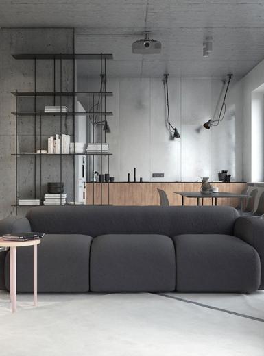 PP4 Interior Design Architecture Design Graphic Productdesign Furniture clean modern minimal by KDVA Architects Mindsparkle Mag