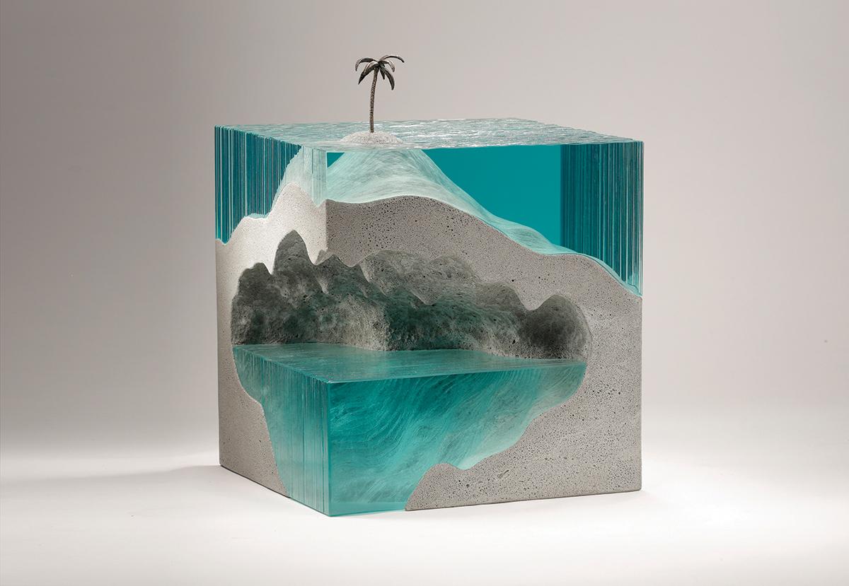 Solitary Glas Sculpture Mindsparkle Mag