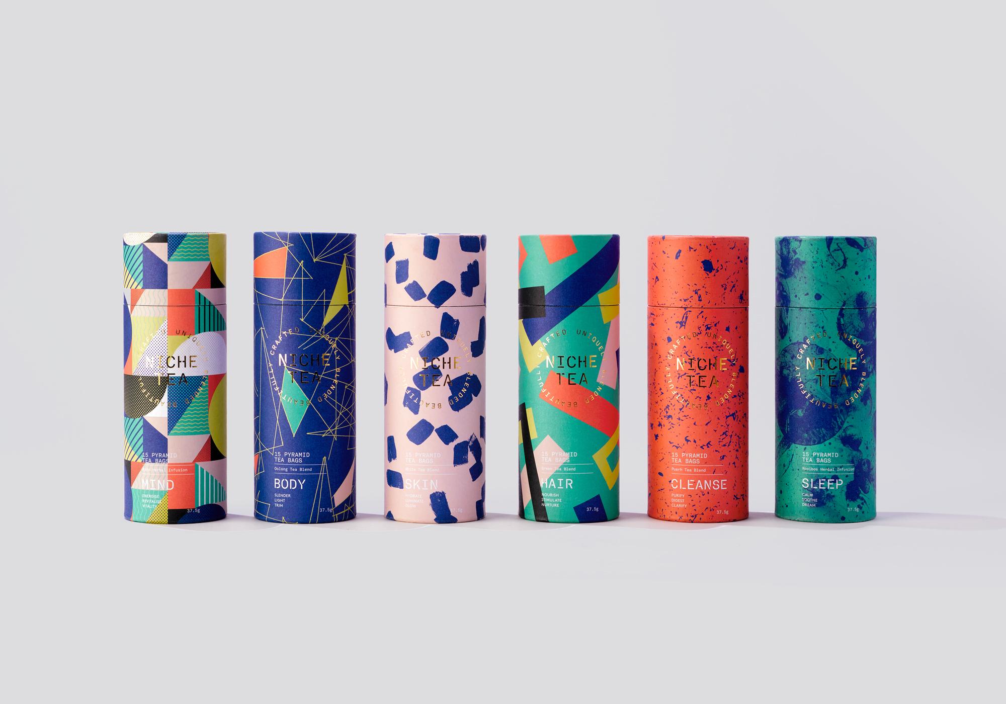 Niche Tea Packaging Mindsparkle Mag