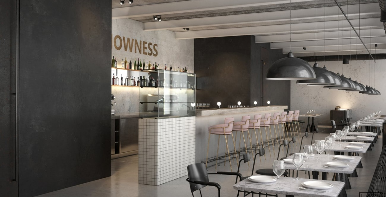 cafe nowness interior & architecture - mindsparkle mag