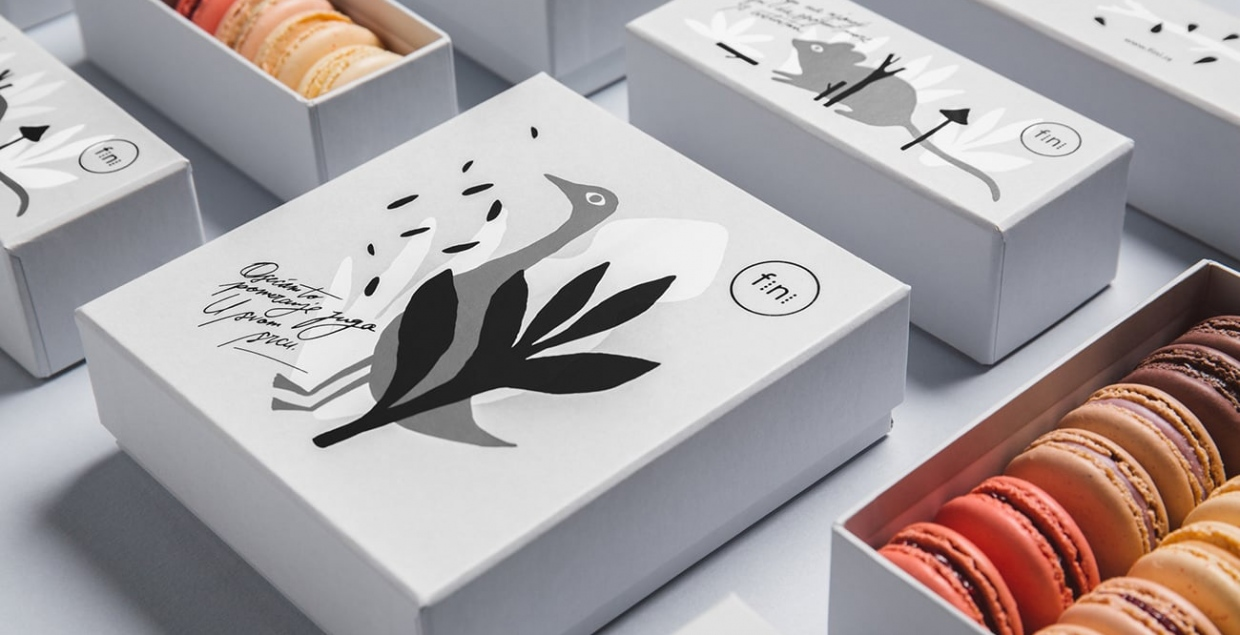 Fini Miraculous Forest Branding Packaging Illustration beautiful nice design designer by Metaklinika Mindsparkle Mag