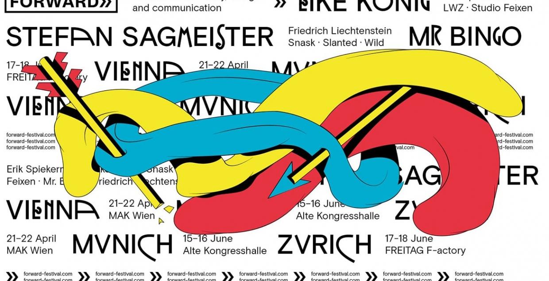 Forward Design Festival Event Munich Zurich Vienna creativity communication Mindsparkle Mag