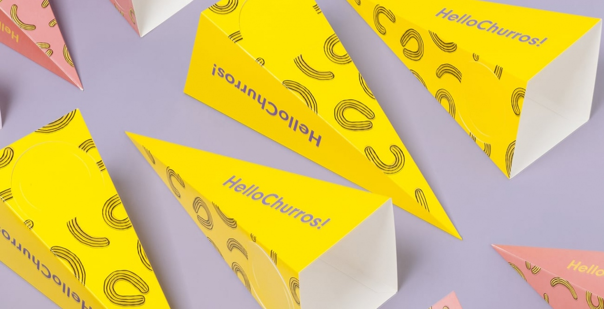 Hello Churos Branding packaging corporate design webdesign visual identity by thinkappart Mindsparkle Mag