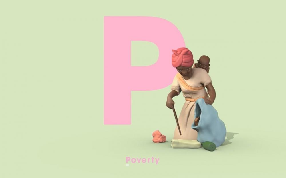 The Alphabet Of Illiteracy video animation illustration movie short film campaign inspiration by 1stAveMachine London Mindsparkle Mag