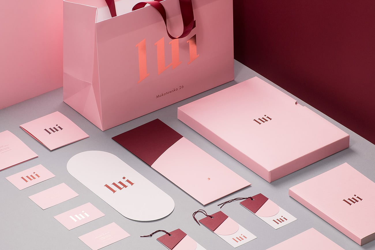 Lui store corporate design mindsparkle mag for Interior design concept package