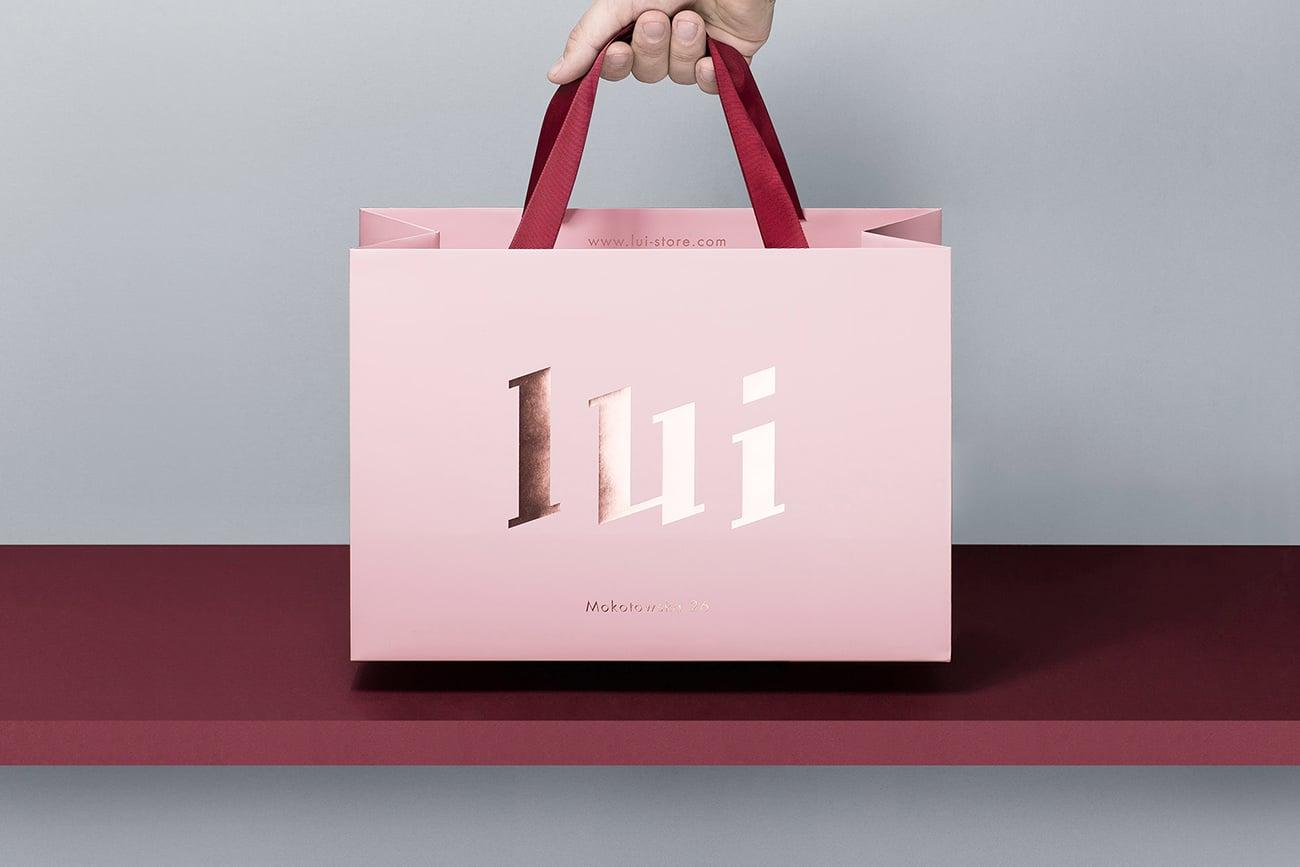 Lui Store Corporate Design Mindsparkle Mag