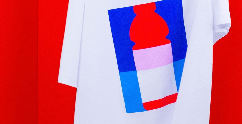 New Vitamin Water Design rebrand branding iconic vibrant color variety design designer bold graphic design identity by Collins San Francisco Mindsparkle Mag
