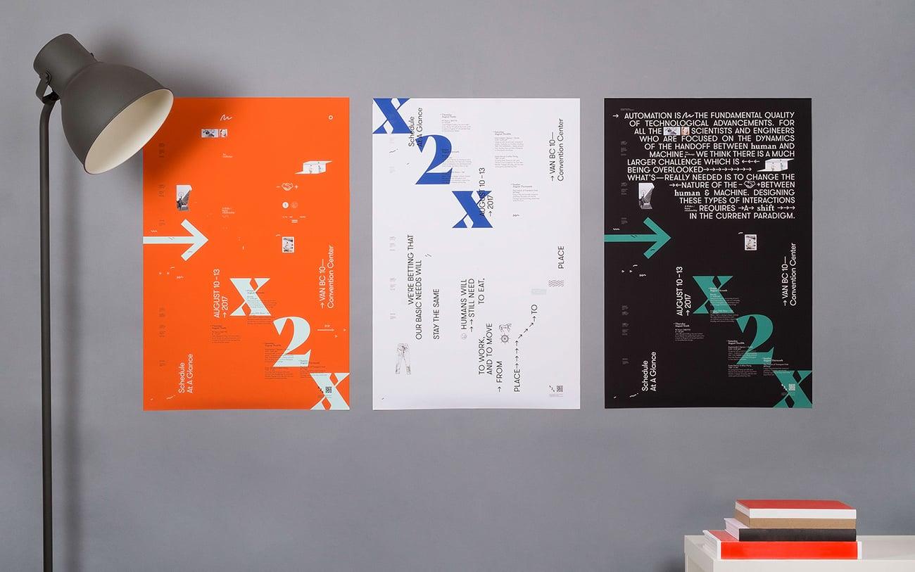 X2x Conference Branding Mindsparkle Mag