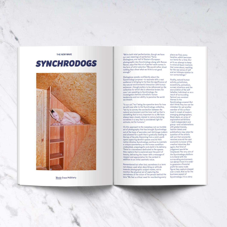 Pitch Studios Design - Mindsparkle Mag