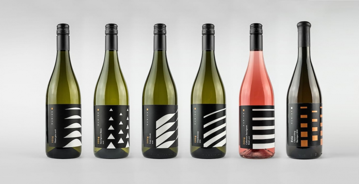 Dubicz Winery Label Design branding graphic design packaging identity by Praphasel Design Studio Mindsparkle Mag