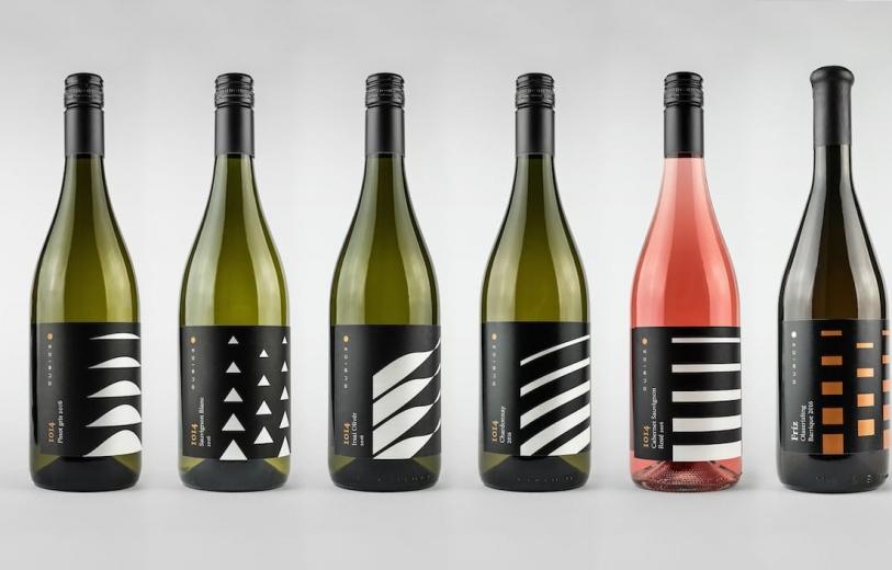 Dubicz Winery Label Design branding graphic design packaging identity by Praphasel Design Studio Mindsparkle Mag