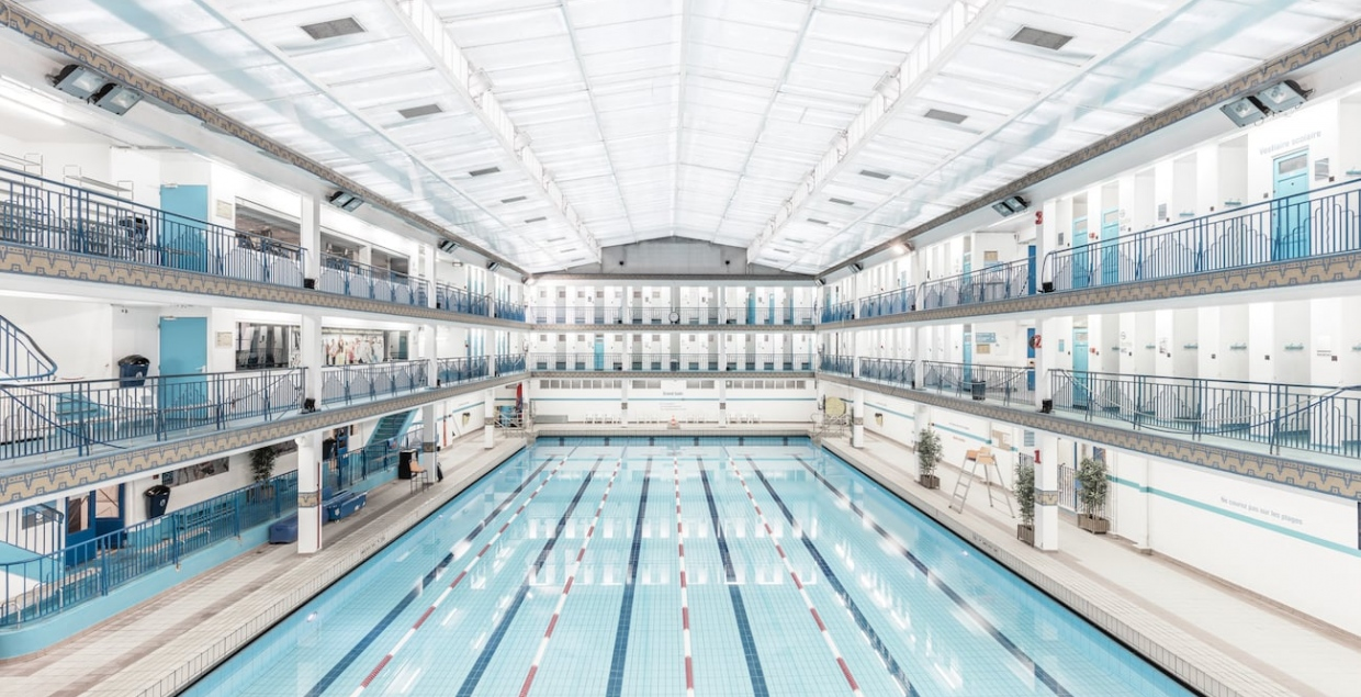 Paris Swimming Pool Photography Mindsparkle Mag