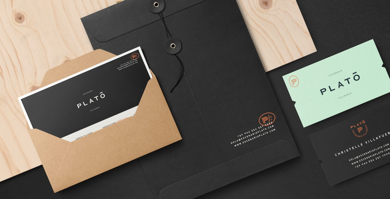 Plato Branding Brand Identity Art Direction Packaging graphic design by Treceveinte Mindsparkle Mag