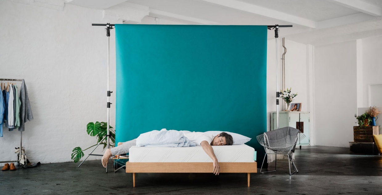 Snooze Project qualität matratze berlin made in germany design startup matress quality mindsparkle mag