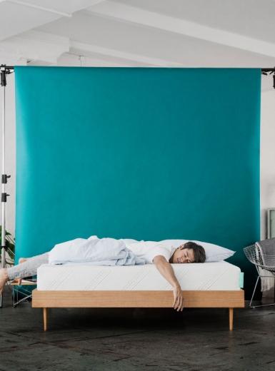 Snooze Project qualität matratze berlin made in germany design startup matress quality mindsparkle mag
