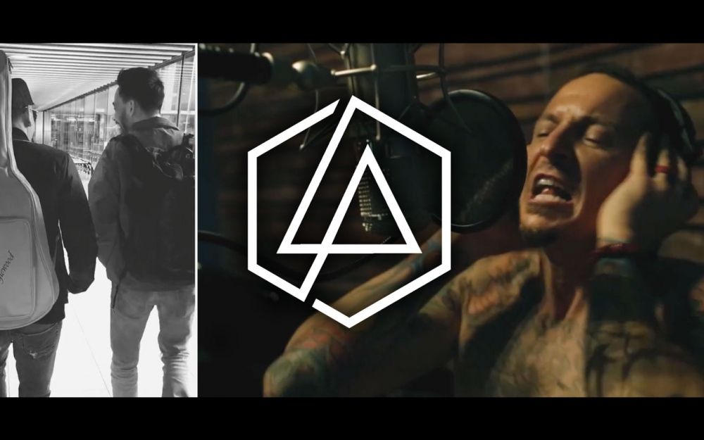 Linkin Park Chester Bennington dead rip death music video