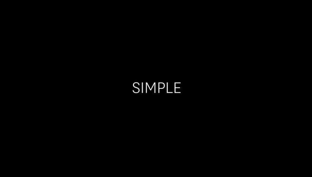 Simple video design animtation mindsparkle
