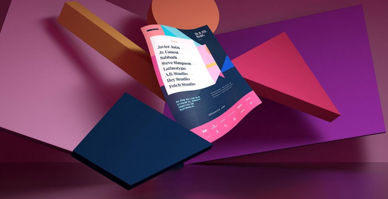 Adherente Festival Identity design mindsparkle mag
