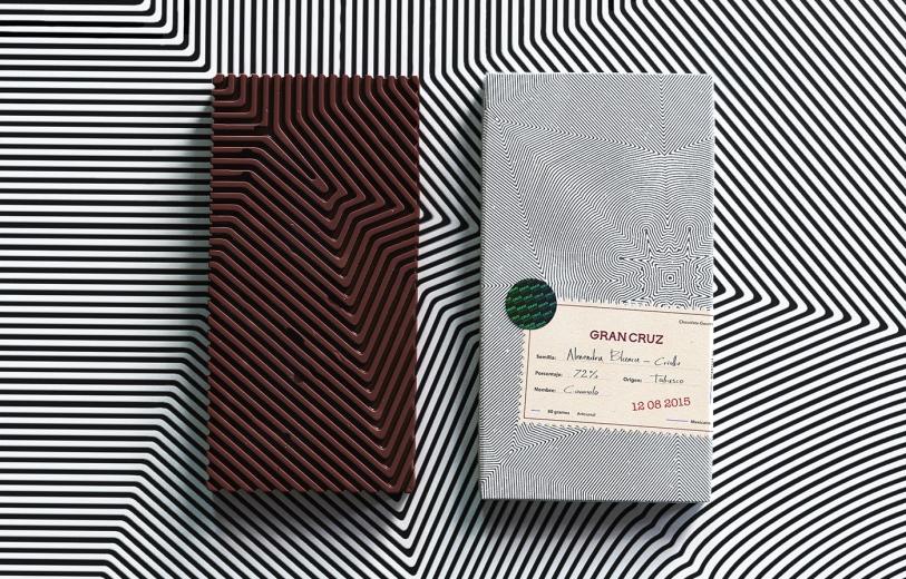 Gran Cruz Chocolate Packaging Shift design mindsparkle mag