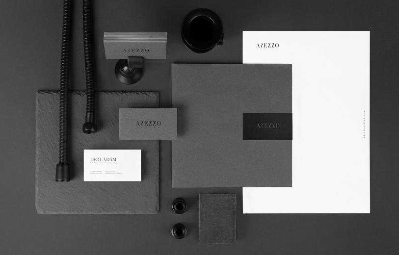 Arezzo Corporate Identity design mindsparkle mag