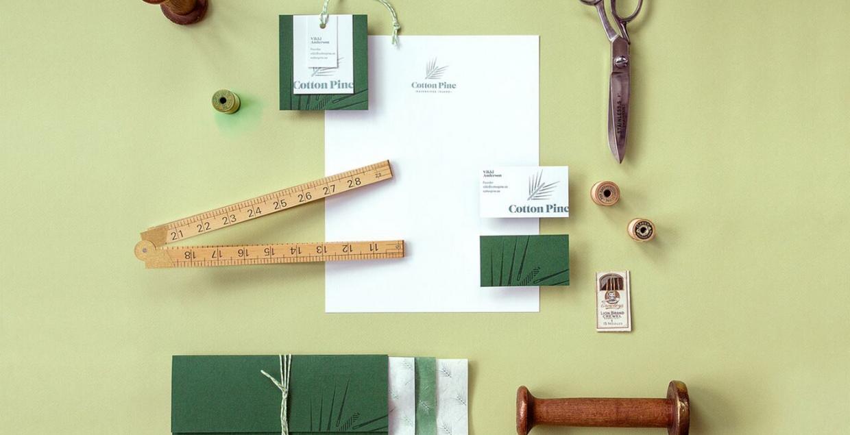 Cotton Pipe Branding design mindsparkle mag